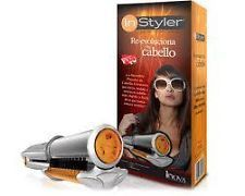 Instyler The Rotating Iron Hair Straightener And Curling Iron / In Styler