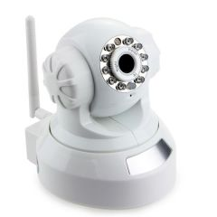 H.264 300kp Wireless Network Night Vision Digital Cctv IP Camera