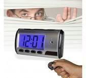 Spy Hidden Digital Table Clock Camera With Remote