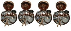 Dinner sets - 36 PCs Copper Dinner Set