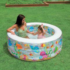Intex Inflatable Round Pool 58480