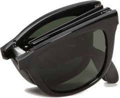 Gift Or Buy Multi Shaded Wayfarer Foldable Sunglasses Black Shade