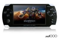 PSP 4.3 Inch TFT MP3 MP4 Player Camera Built In 10000 Games