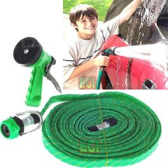 Car Wash High Pressure Water Spray Gun & Hose Pipe