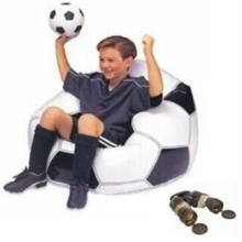 Football Shape Beanless Bag   Russian Binocular