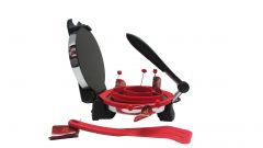 Shop or Gift Chef Pro Electric Roti Maker Nonstick with Multi Purpose Griddle Kit FBM248 Online.