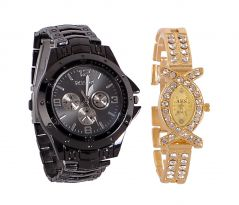 Analog - Buy 1 Get 1 Free Wrist Watch Mfpr21