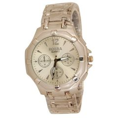 New Sober And Stylish Wrist Watch For Men - Mfn31
