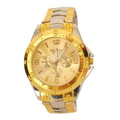 New Sober And Stylish Wrist Watch For Men - Mfb312