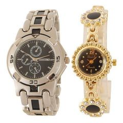 Shop or Gift Buy 1 Get 1 Free Wrist Watch Mfpr03 Online.