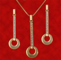 Pearl Pendants - 3812 Pendant Set