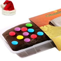 Chistmas Gifts-Gems Chocolate Cake