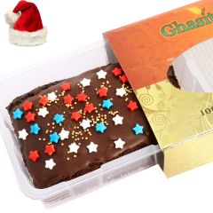 Chistmas Gifts-Rich Chocolate Cake