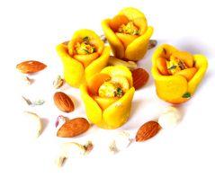 Sweets-Sugarfree Mango Flowers