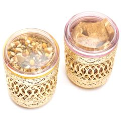Mehwish Set of 2 Granola Bites, Roasted Namkeen Air Tight Containers
