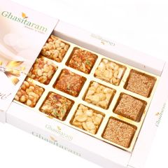 Lohri Sweets-Assorted Roasted Delight 12 pcs