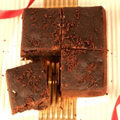 Gifts-Dates and Chocolate Brownies