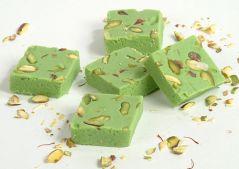 Sweets-Ghasitaram Gifts Pista mawa barfi
