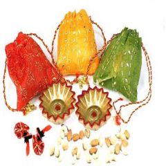 Sweets-Chocolate Dryfruit Pouches