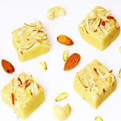 Sweets-Ghasitaram Gifts Sugarfree Mawa Barfi
