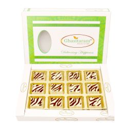 Printed Designer  Chocolates Brown
