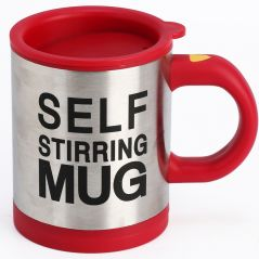 Gifts - Self Stirring Mug