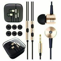 Buy 1 Get 1 Free Xiaomi Universal 3.5mm In-ear Earphones For Mi With Mic - Buy One Get One Free