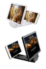 Buy 1 Get 1 Free - Snaptic 3d Folding Mobile Phone Hd Screen Magnifier - Buy One Get One Free