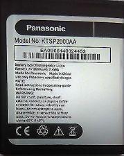 Panasonic Ktsp2000aa Battery - Panasonic P11 T33