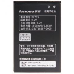 Lenovo A278T/A308T/A318T/A365E/A369i/A66 Li Ion Polymer Replacement Battery BL-203 by Snaptic