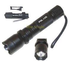 Shop or Gift Women Self Defense Stun Gun Rechargeble With Shock Torch (police Brand) Online.
