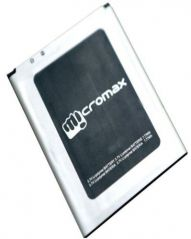 Replacement Mobile Battery For Micromax Canvas A1