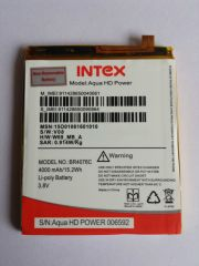 Snaptic Li Ion Polymer Replacement Battery BR4076C For Intex Aqua Power HD/Aqua Power