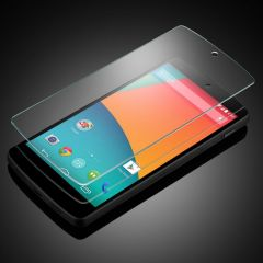 Screen Protectors - Wellberg Curve Edges 2.5d Tempered Glass For Nexus 5