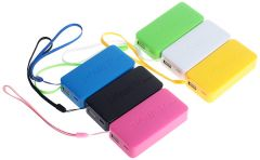 Portable Power Bank Battery Backup 5600mah For Samsung Nokia Micr - Mobile Accessories