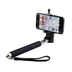 Shop or Gift Monopod Extendable Arm selfie stick Portrait Stand with Mobile Holder Online.