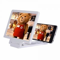 Ag Mobile Accessories (Misc) - Mobile Phone 3d Video Screen Folding Enlarged Screen Magnifier