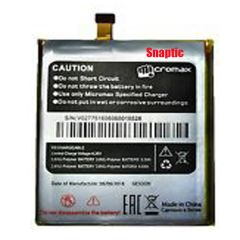 Micromax Canvas Knight A350 Li Ion Polymer Replacement Battery by Snaptic