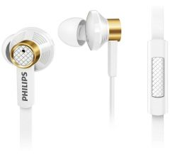Philips OEM TX2 In Ear Canal High Precision Earphones with Mic