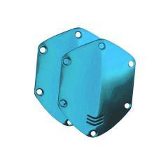 V-MODA On-ear Shield Kit Ocean Blue For Crossfade XS/M-80/V-80