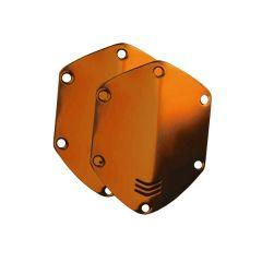 V-MODA On-ear Shield Kit Sun Orange For Crossfade XS/M-80/V-80