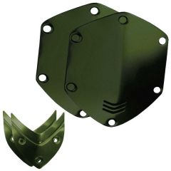 V-MODA Over-ear Shield Kit Matte Green For Crossfade M-100/LP/LP2