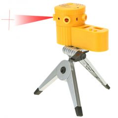 Multifunction Laser Level Leveler W Tripod Folding Vertical Horizontal Line -06