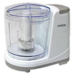 Mini Electric Handy Food Chopper With Safety Lock System