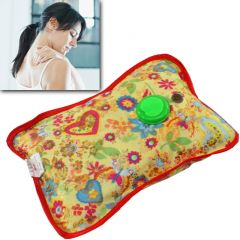 Electric Hot Water Warming Bag Portable Pad Heater -02
