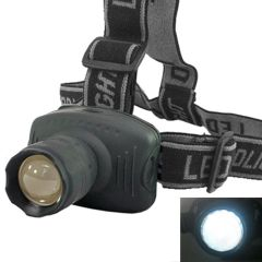 CREE LED Headlamp 160 Lumens 170m Flashlight Headlight Torch ZOOMABLE - 03