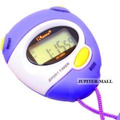 Outdoor, Adventure Sports - KENKO Professional Quartz Timer Digital Stop Watch Alarm Clock -04