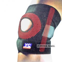 Leg Knee Muscle Joint Protection Brace Support Sports Bandage Guard -07
