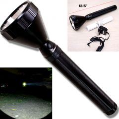 RECHARGEABLE BRITELITE 2500M LED FLASHLIGHT TORCH