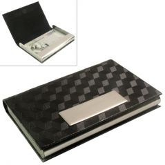 Credit Business Card Holder Pouch Case Wallet - 09